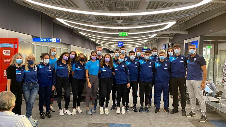 Με 16 αθλητές η Εθνική στο Ευρωπαϊκό Εφήβων-Νεανίδων